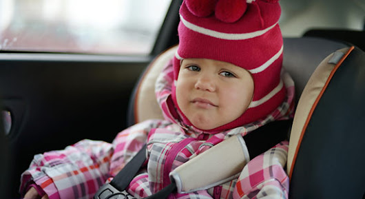 The 5 Most Common Car Seat Mistakes