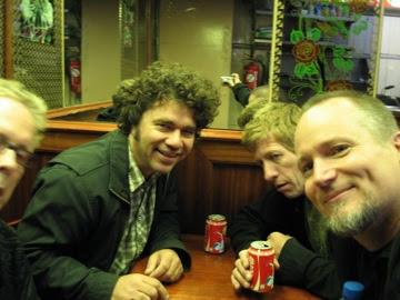 Dave, Sam, Dusty, Jeff