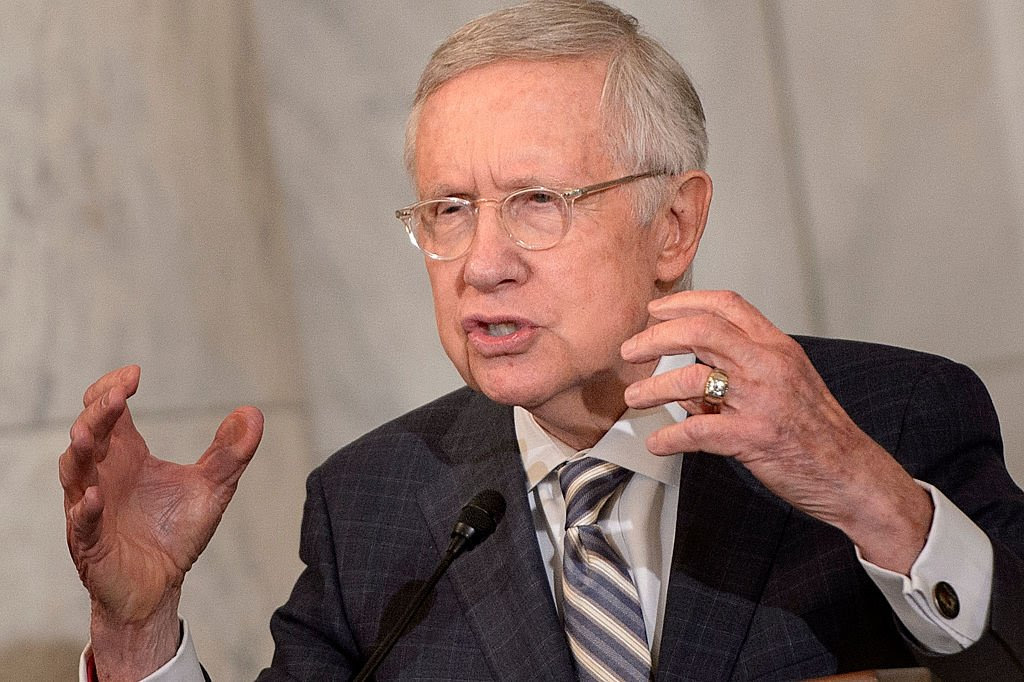 Harry Reid (Getty Images)