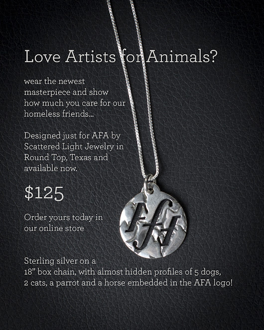 Wear a little AFA bling and support the cause!