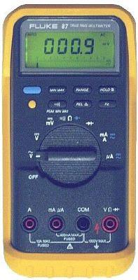 Fluke Electronics - DMM