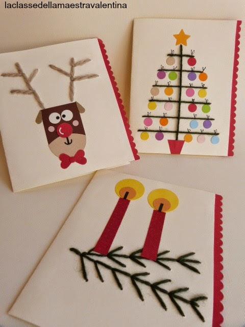 sete modelos cartao natal artesanal presentear amigos familiares papel scrapbook cartolina (6)