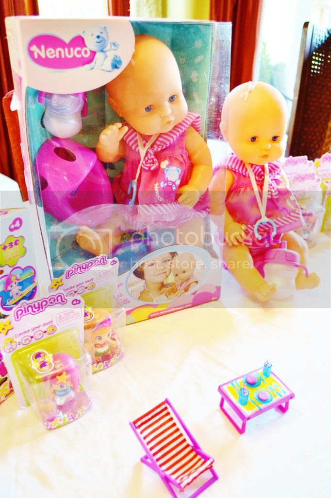 Testing and reviewing our Nenuco Newborn Baby Doll