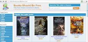 Link of The Week #1: booksshouldbefree Site