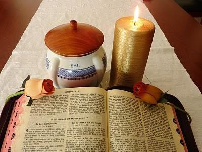 """Resultado de imagem para Liturgia da Palavra: """"Vós sois o sal da terra… Vós sois a luz do mundo"""""""