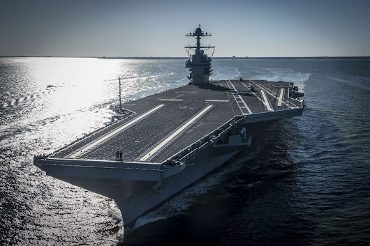 U.S. Navy Fleet Must Grow, Adapt and Automate to Compete, Admiral Says – gCaptain
