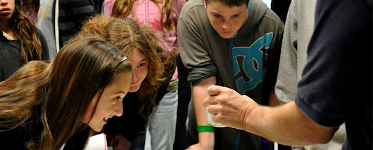 Inquisitive Students Meet with Scientists to Explore Careers in Ocean Science | Scripps Institution of Oceanography, UC San Diego
