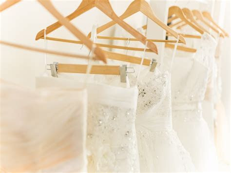 DIY: How to Clean and Preserve Your Wedding Dress   The