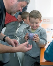 Family workshops at the Royal Observatory Greenwich