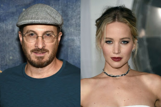 That Mysterious Jennifer Lawrence-Darren Aronofsky Movie is a Horror-Thriller, You Guys