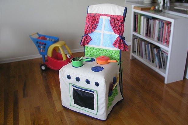 Kids Kitchen Slipcover
