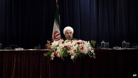 Hassan Rouhani, 27 Sept