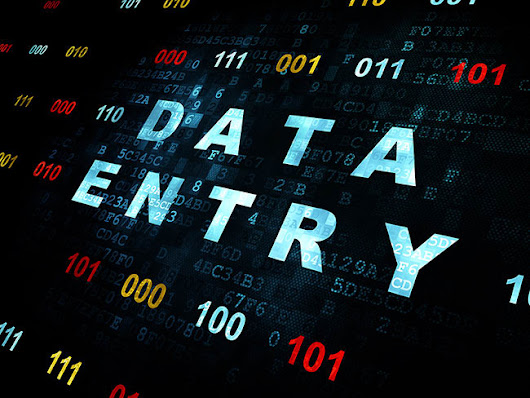I will instant data entry service