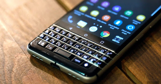 BlackBerry KEYone reaches the US on May 31st