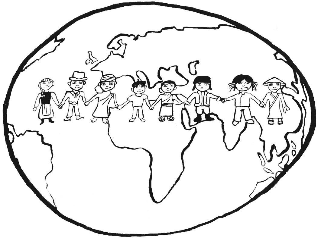 Dessins Enfants Du Monde Rz28 Jornalagora