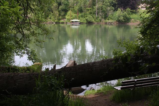 Butteville Riverboat Landing