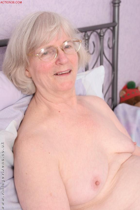 Naked women over 70