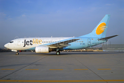 Jetlite Boeing 737-7K9 VT-SIU (msn 28090) YYZ (TMK Photography). Image: 909012.