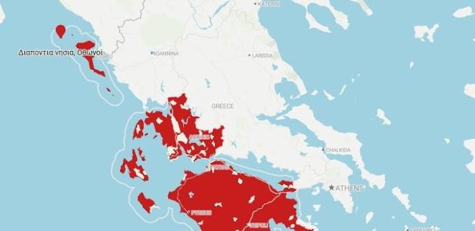 Ιστορική εξέλιξη: Από 6 σε 12 μίλια τα χωρικά ύδατα στο Ιόνιο ενόψει εκλογών