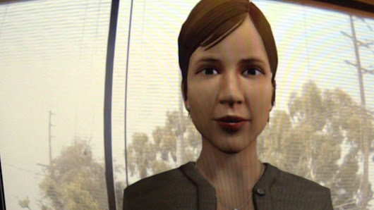 How a virtual human could be your coach - BBC News