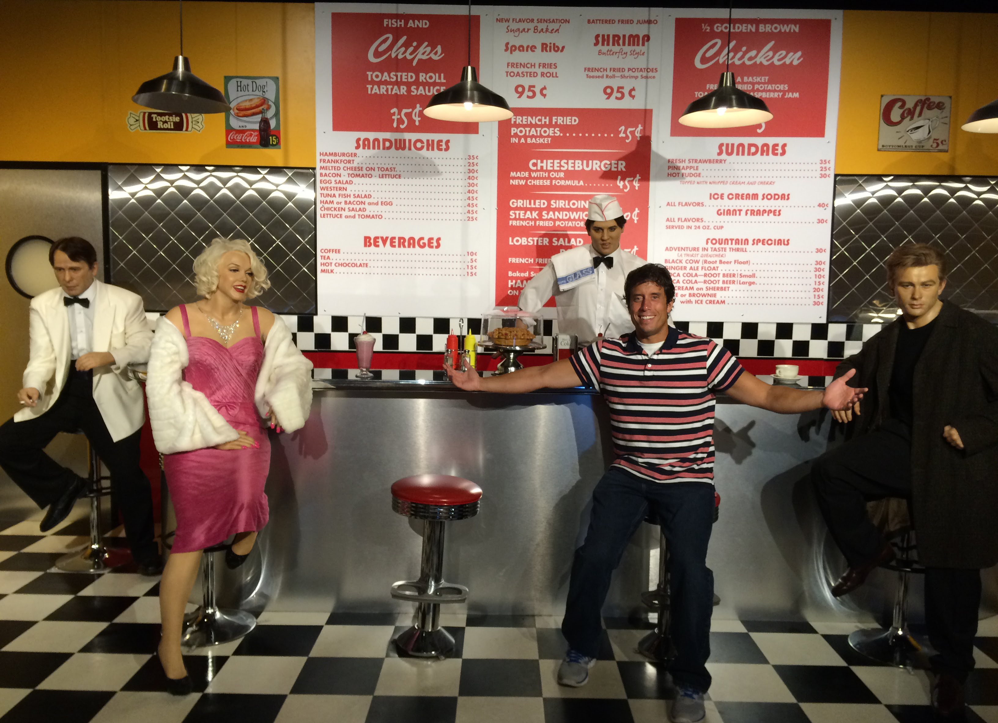 Hollywood Wax Museum Myrtle Beach  All You Need Infos