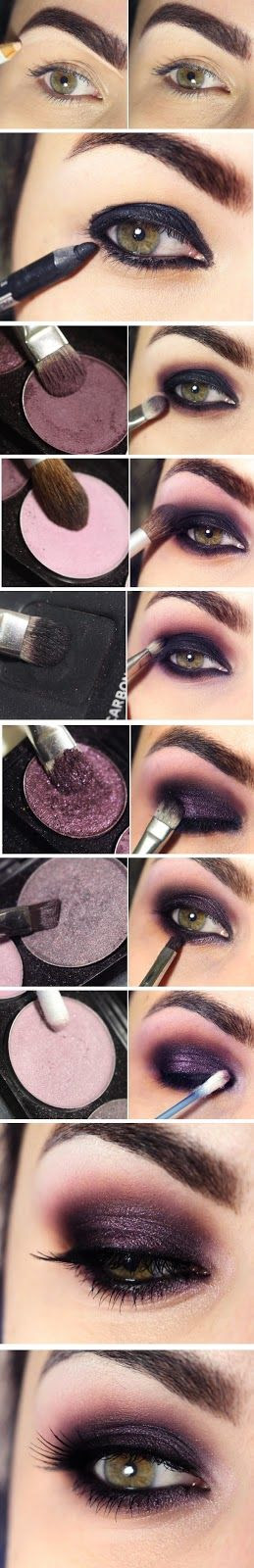 How To Do Smokey Eye Makeup?- Top 10 Tutorial Pictures For
