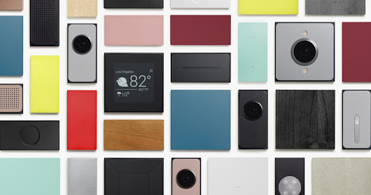 Project Ara Lives: Google's Modular Phone Is Ready for You Now