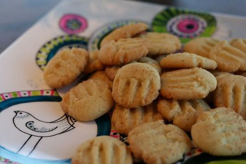 Mayonnaise cookies / Majoneesiküpsised