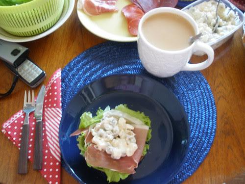 Breakfast, part 1..