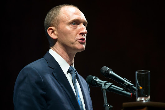 FBI obtained FISA warrant to monitor former Trump adviser Carter Page