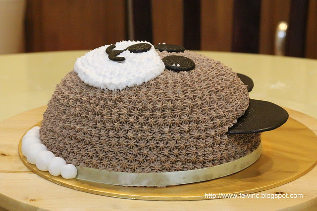 bear cake小熊蛋糕