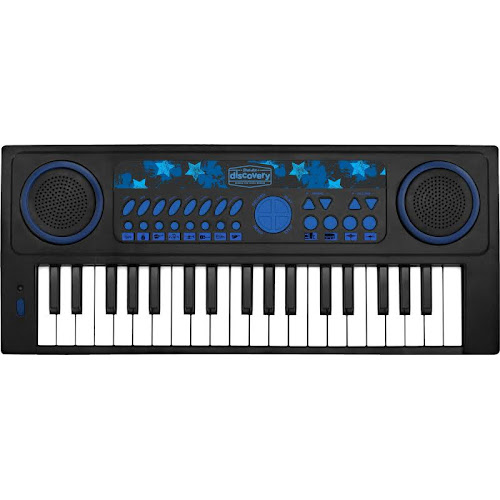 First ACT Discovery - Electronic Keyboard - Blue Stars