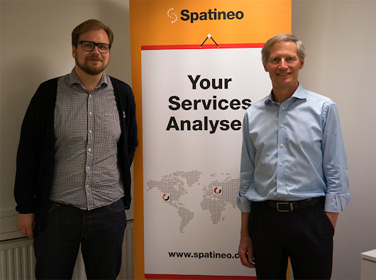 Carl Reed, former CTO of OGC Strengthens Spatineo's Board - Spatineo