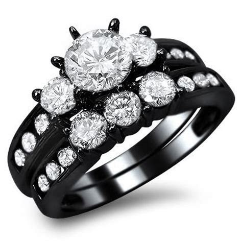 Tips On How To Shop For The Best Black Gold Rings   Black