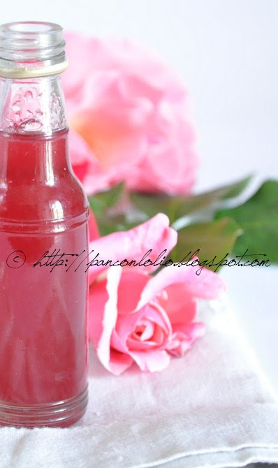 sciroppo di rose versione 2