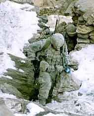 Afghan winter soldier