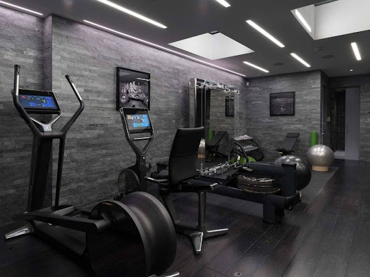 Renovate the Basement to build a Home Gym: Achieve Fitness Goals in your Home