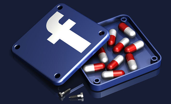 إدمان الفيس بوك وأضراره وعلاجه نهائيا