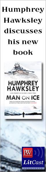 PW LitCast: A Conversation with Humphrey Hawksley