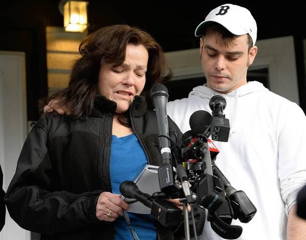 Boston Marathon bombing victim's mother