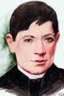 Sabas Reyes Salazar, Santo