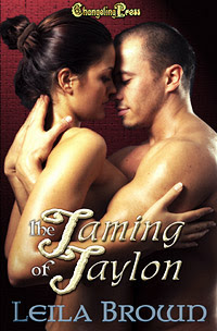 The Taming of Taylon by Leila  Brown