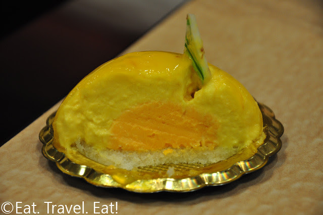 Mango Mousse Interior
