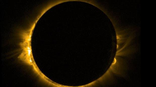 Cómo será y desde dónde se verá el eclipse total de sol
