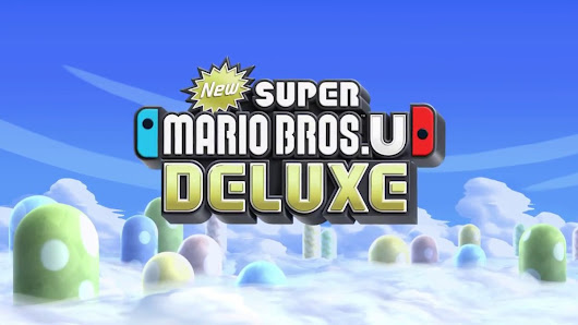UK Charts: New Super Mario Bros U Deluxe Holds On At 7 | My Nintendo News