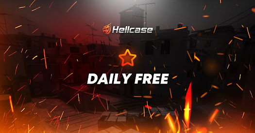 Daily Bonus on Hellcase