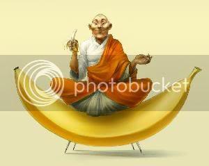 Buddha Banana
