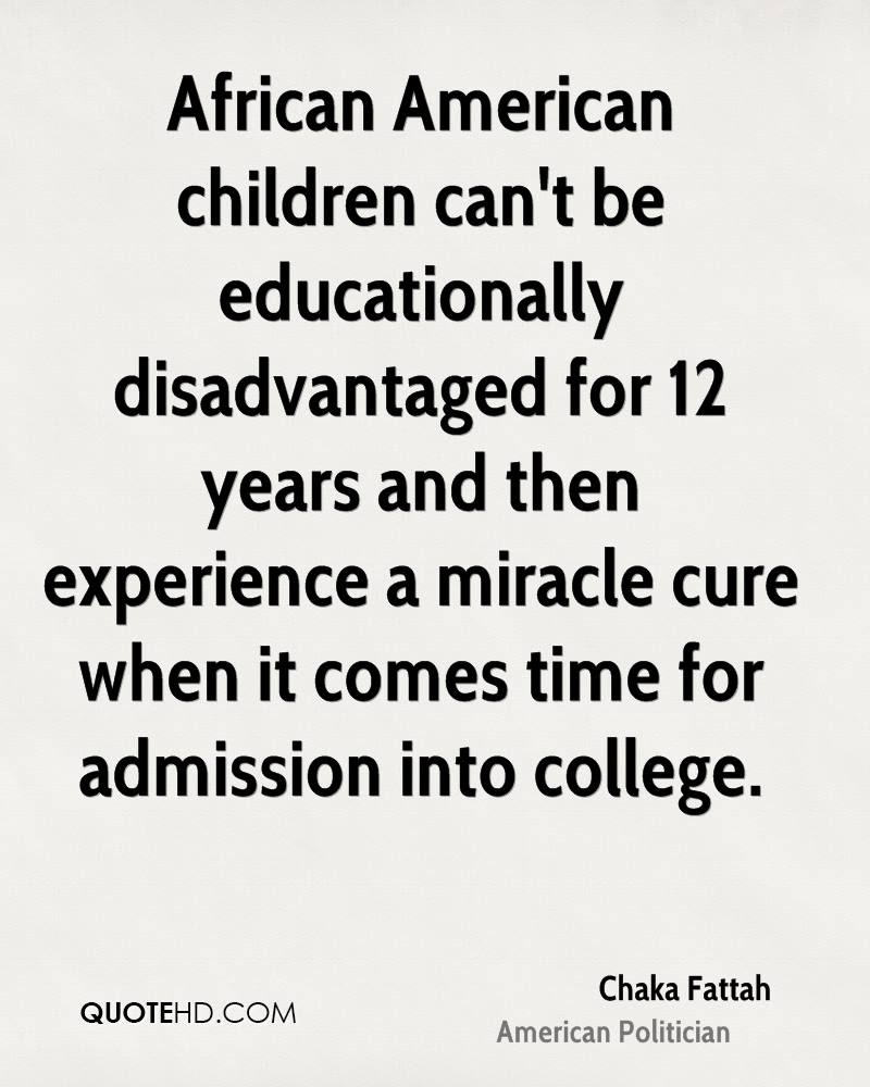 Chaka Fattah Experience Quotes Quotehd