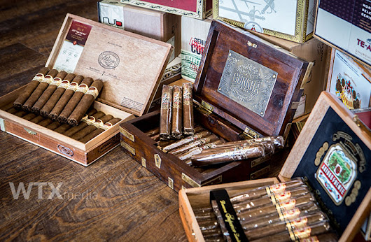 Dons Humidor Waco Texas - Virtual Tour - WTXmedia