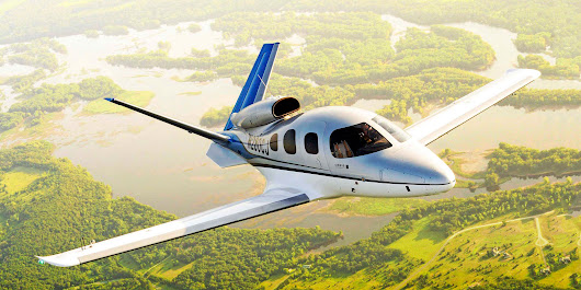 Cirrus Vision Jet {Personal Private Jet, Cirrus SF50 on Sale} NewHiTechGadgets
